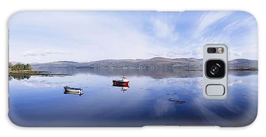 Boat Galaxy S8 Case featuring the photograph Kenmare Bay, Co Kerry, Ireland by The Irish Image Collection