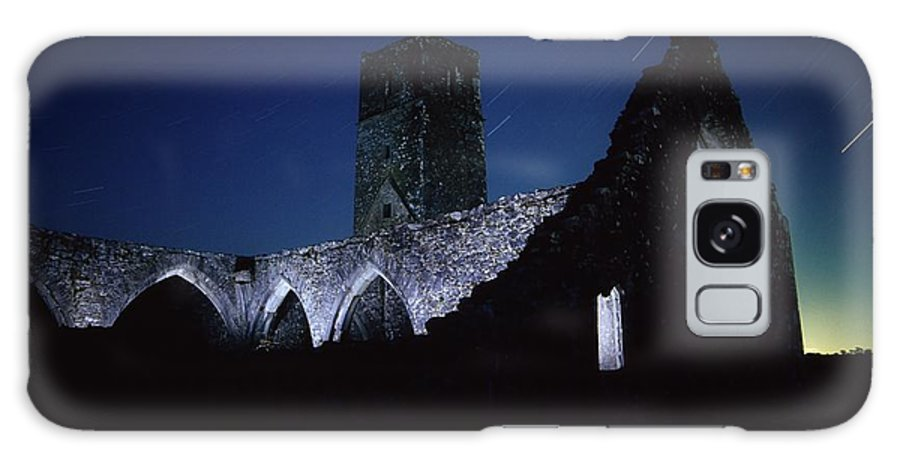 Ancient Galaxy S8 Case featuring the photograph Killcrea Priory, County Cork, Ireland by Richard Cummins