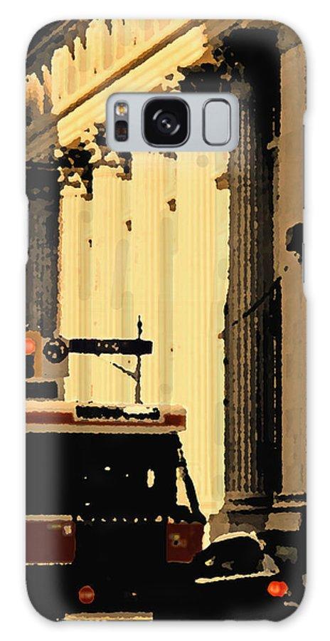 King Car Galaxy S8 Case featuring the photograph King Car by Ian MacDonald