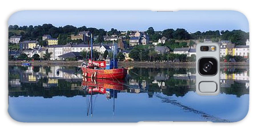 Calm Galaxy S8 Case featuring the photograph Kinsale Harbour, Co Cork, Ireland by The Irish Image Collection