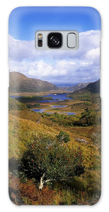 Cloud Galaxy S8 Case featuring the photograph Ladies View, Killarney, Co Kerry by The Irish Image Collection