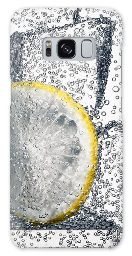 Lemonade Galaxy S8 Case featuring the photograph Lemonade by Phil Jude