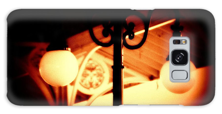 Light Galaxy S8 Case featuring the photograph Let There Be Light by Susanne Van Hulst