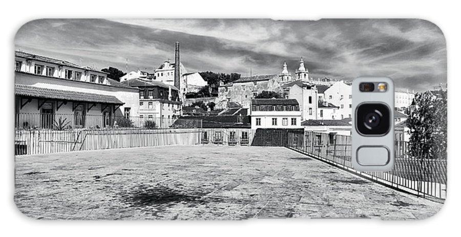 Lisbon Ix Galaxy S8 Case featuring the photograph Lisbon Ix by John Rizzuto
