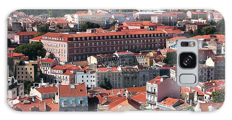 Lisbon V Galaxy S8 Case featuring the photograph Lisbon V by John Rizzuto