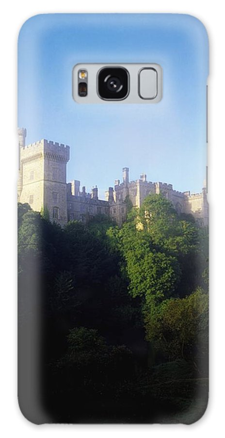 Blue Sky Galaxy S8 Case featuring the photograph Lismore Castle, Co Waterford, Ireland by The Irish Image Collection