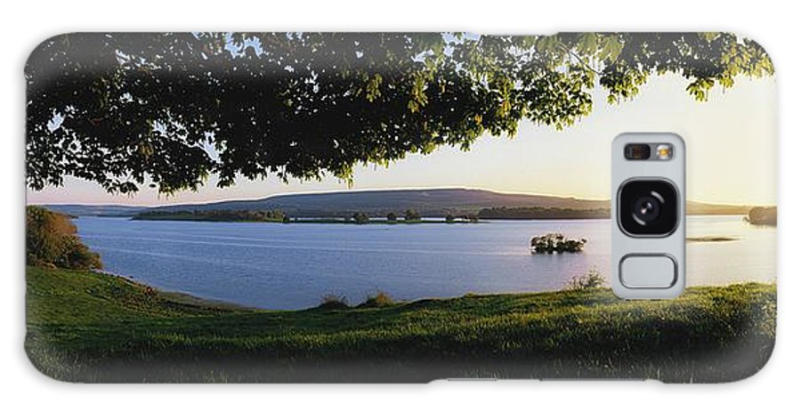 Calm Galaxy S8 Case featuring the photograph Lough Arrow, Co Sligo, Ireland Lake In by The Irish Image Collection