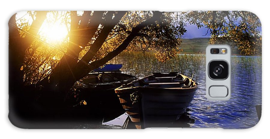 Ballinafad Galaxy S8 Case featuring the photograph Lough Arrow, Co Sligo, Ireland Lake by The Irish Image Collection
