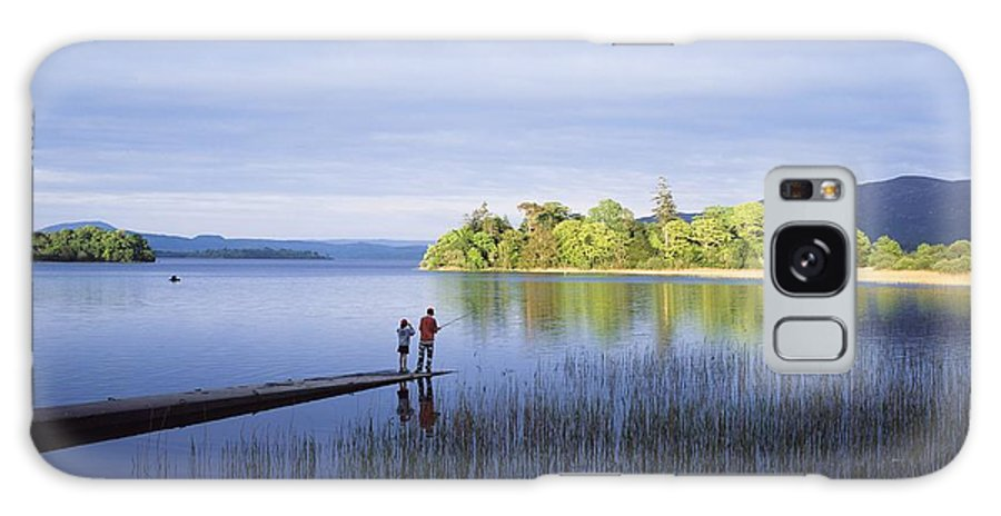 Childhood Galaxy S8 Case featuring the photograph Lough Gill, Co Sligo, Ireland by The Irish Image Collection