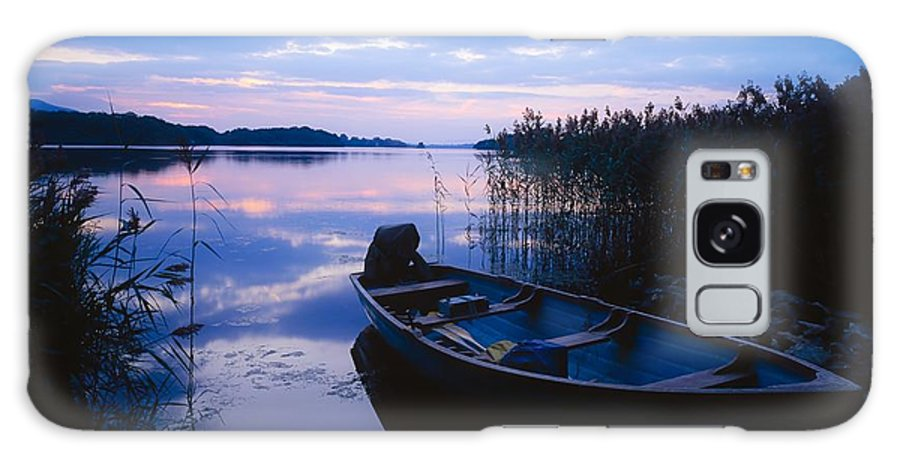 Boat Galaxy S8 Case featuring the photograph Lough Leane, Lakes Of Killarney, Co by The Irish Image Collection