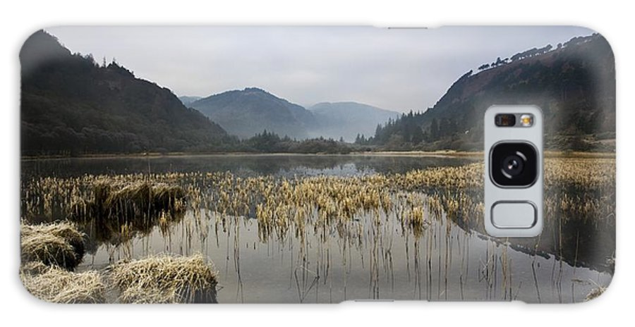 County Wicklow Galaxy S8 Case featuring the photograph Lower Lake, Glendalough, County by Peter McCabe