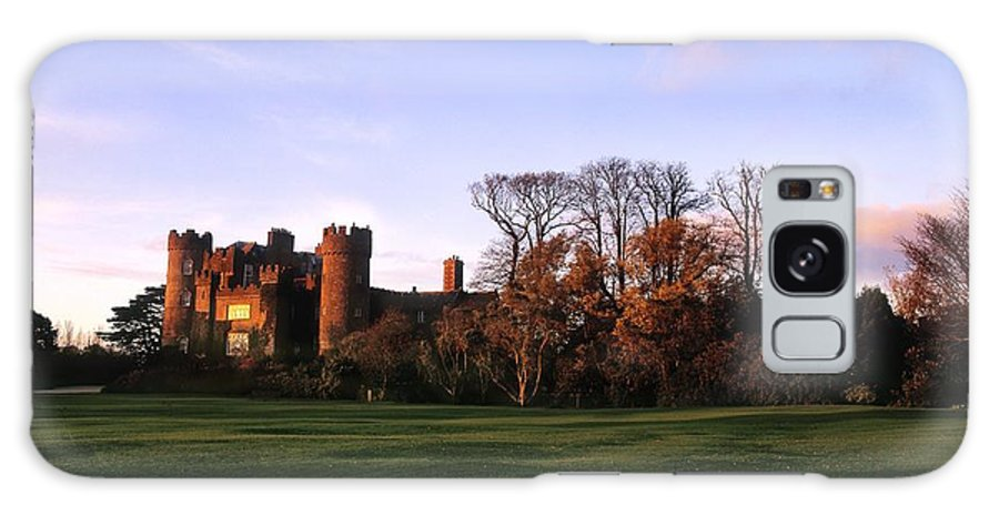 Back Lit Galaxy S8 Case featuring the photograph Malahide Castle, Co Fingal, Ireland by The Irish Image Collection