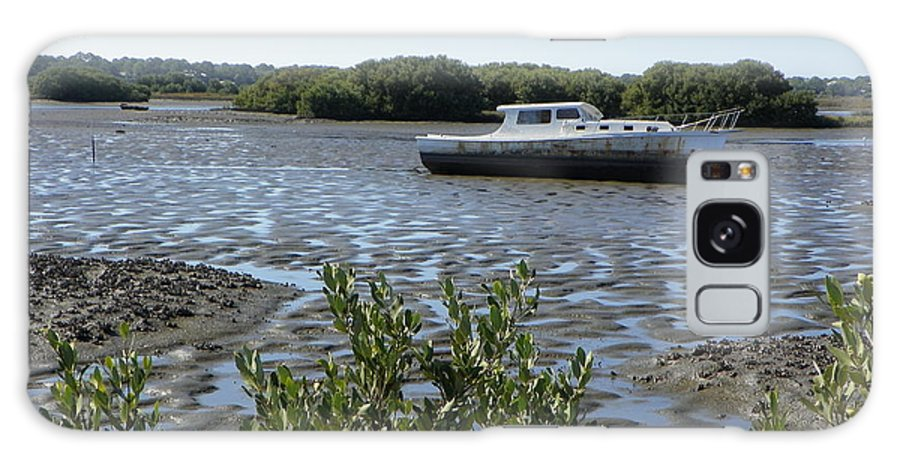 Marooned Galaxy S8 Case featuring the photograph Marooned At Cedar Key 1 by Sheri McLeroy