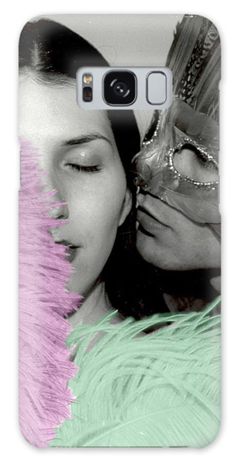 Masquerade Galaxy S8 Case featuring the photograph Masquerade by Diana Haronis