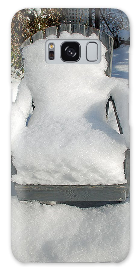 Snow Galaxy S8 Case featuring the photograph Melting by Aimee L Maher ALM GALLERY