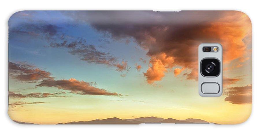Joye Ardyn Durham Galaxy S8 Case featuring the photograph Morning Glow by Joye Ardyn Durham