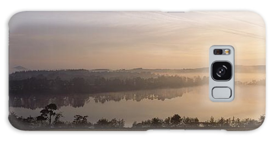 Ireland Galaxy S8 Case featuring the photograph Morning Mist Over Vartry Lake, County by The Irish Image Collection