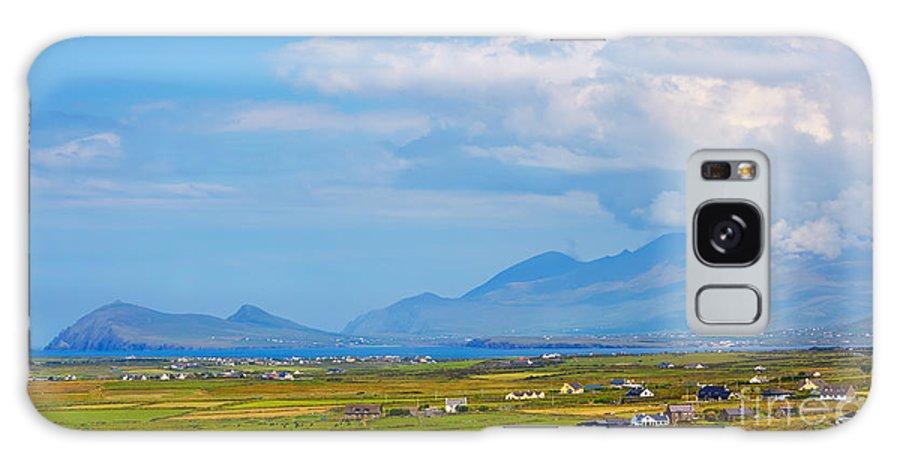 Kerry Coast Galaxy S8 Case featuring the photograph Mount Brandon by Gabriela Insuratelu
