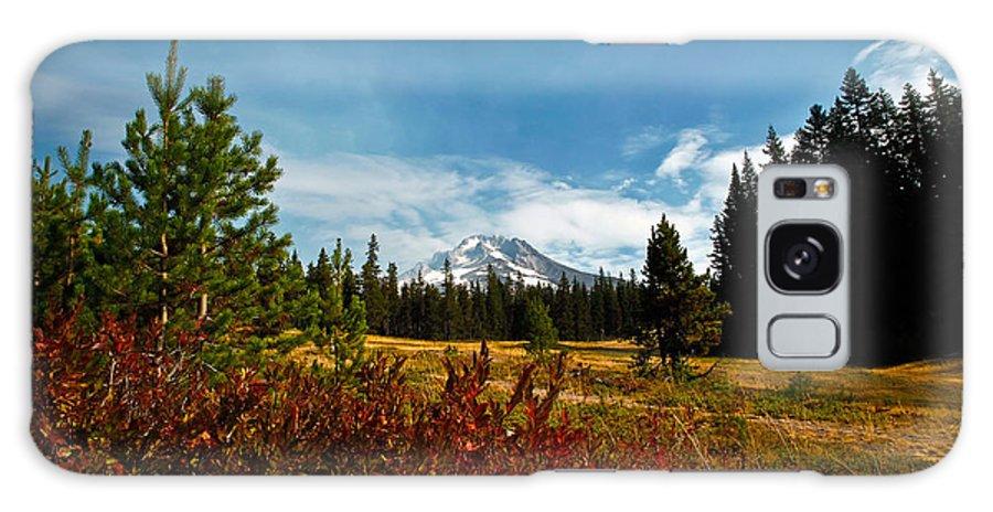 Mt Hood Galaxy S8 Case featuring the photograph Mount Hood Oregon by Steve McKinzie