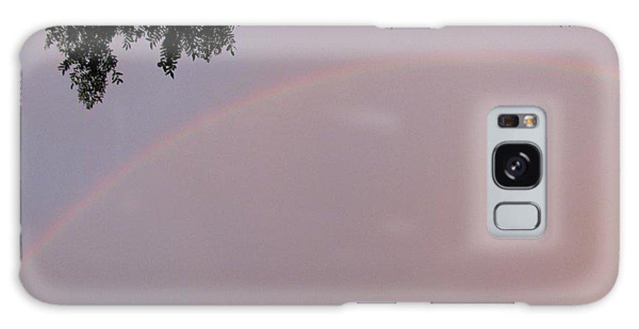 Rain Bow Galaxy S8 Case featuring the photograph Multicoloured Arc by Sonali Gangane