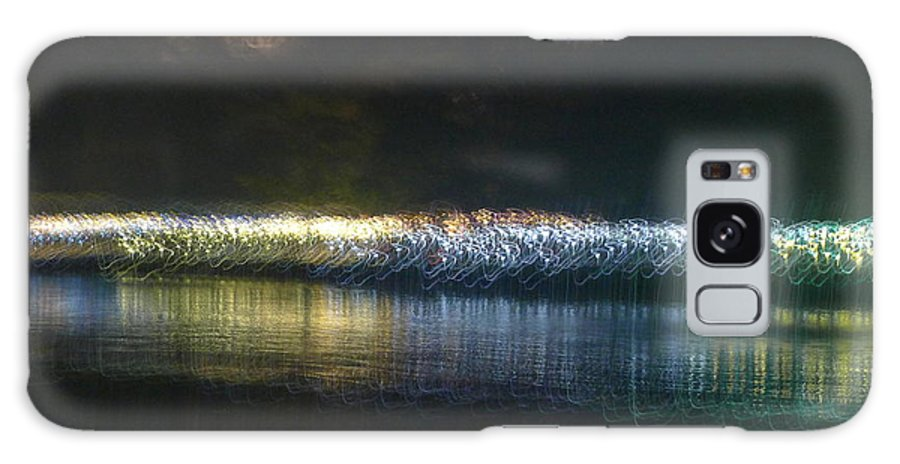 Longwood Galaxy S8 Case featuring the photograph Munro River Reflections 2 by Richard Reeve