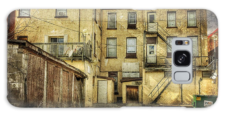 Acrylic Prints Galaxy S8 Case featuring the photograph Napanee High Rise by John Herzog