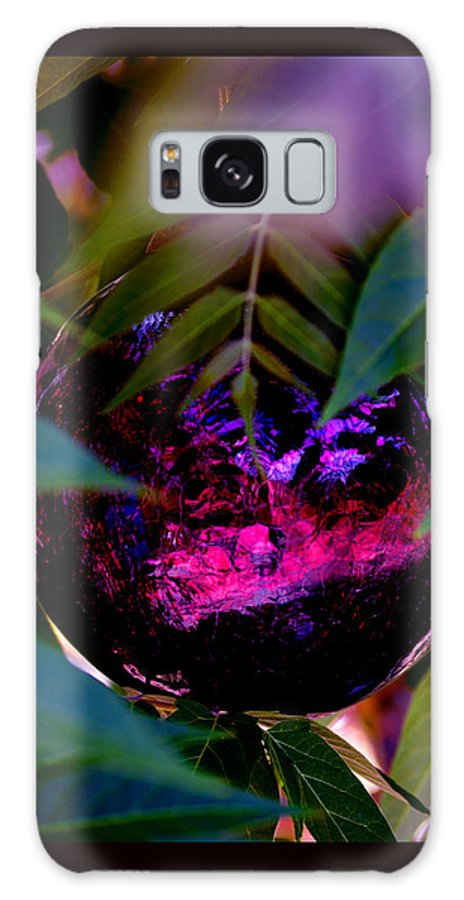Mystical Nature Galaxy S8 Case featuring the photograph Natural Transcendence by Susanne Still