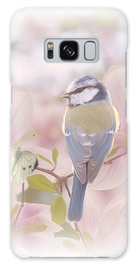 Blossom Galaxy S8 Case featuring the photograph Nature's Song by Sharon Lisa Clarke