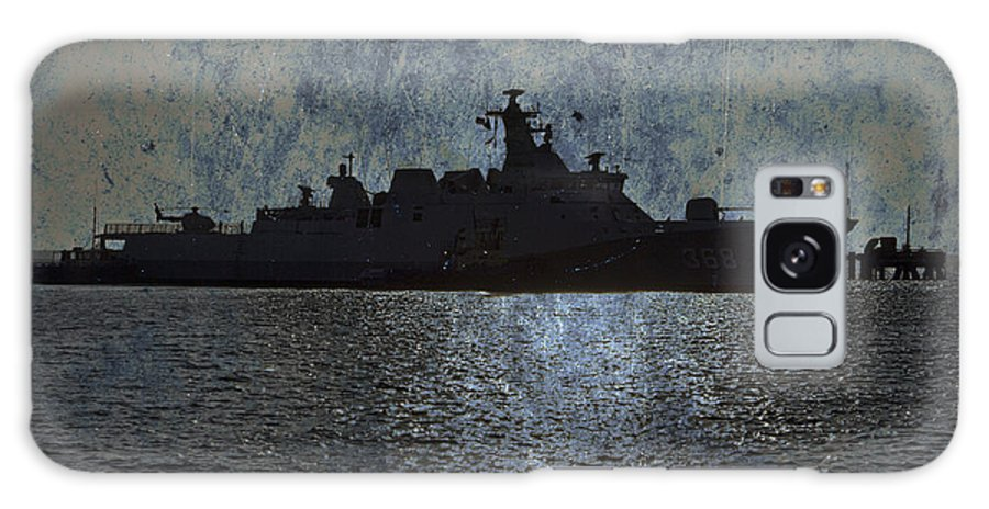 Naval Joint Operations Galaxy S8 Case featuring the photograph Naval Joint Ops V3 by Douglas Barnard