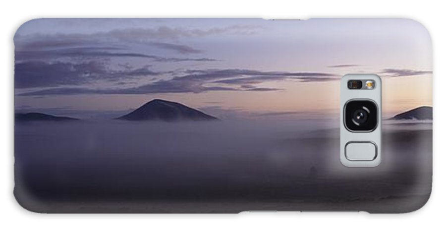 Outdoors Galaxy S8 Case featuring the photograph Nephin Beg, Co Mayo, Ireland View Of by The Irish Image Collection