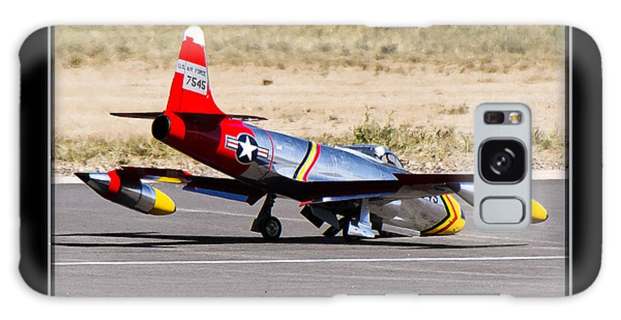 Plane Galaxy S8 Case featuring the photograph Nose Gear Trouble by Larry White