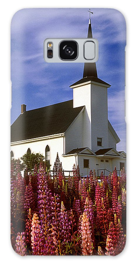 Nova Scotia Galaxy S8 Case featuring the photograph Nova Scotia Church by Dave Mills