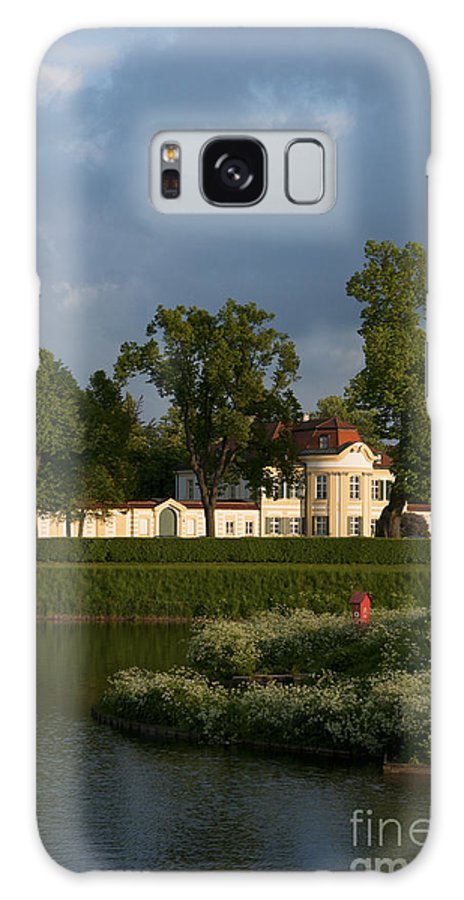 Bavaria Galaxy S8 Case featuring the photograph Nymphenburg Palace Buildings by Andrew Michael