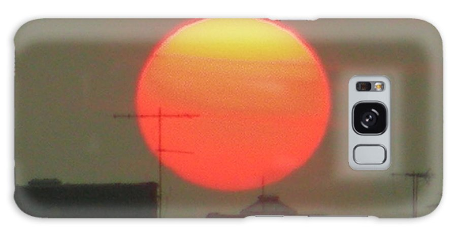 Sunset Galaxy S8 Case featuring the photograph October 17 2007 by Mark Gilman