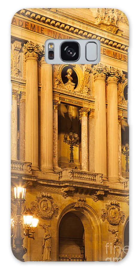 Architectural Galaxy S8 Case featuring the photograph Opera House by Brian Jannsen