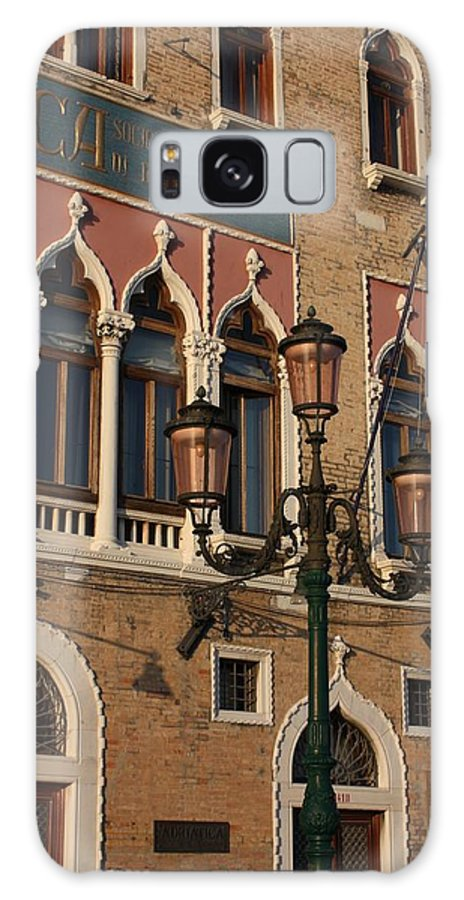 Venice Galaxy S8 Case featuring the photograph Ornate by Pat Purdy