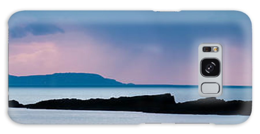 Clouds Galaxy S8 Case featuring the photograph Panoramic View Of Skerries Islands by Semmick Photo