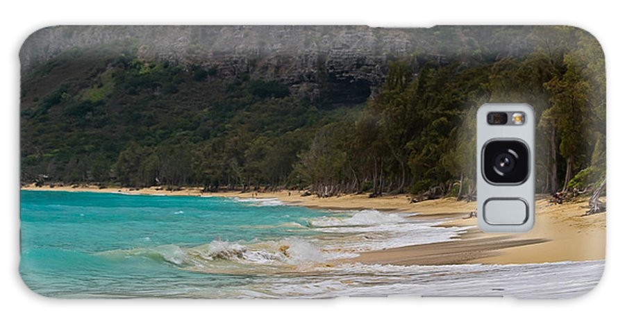 Paradise With A Ocean View Galaxy S8 Case featuring the photograph Paradise With A Ocean View by Mitch Shindelbower