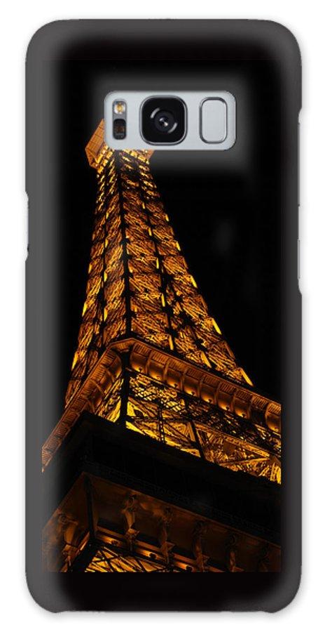 Eiffel Galaxy S8 Case featuring the photograph Paris by Aimee Reutercrona