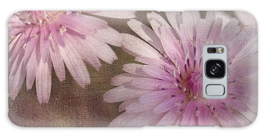 Pink Galaxy S8 Case featuring the photograph Pastel Pink Passion by Benanne Stiens