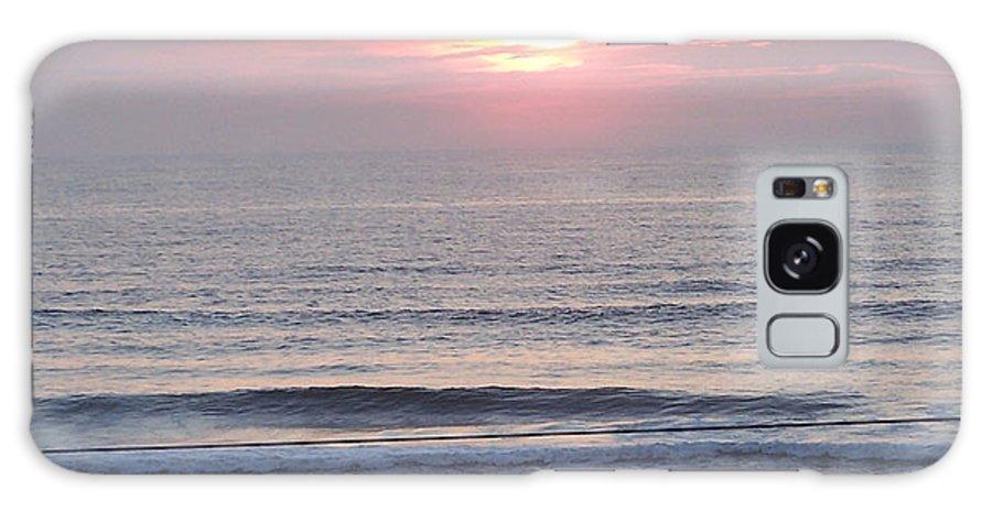 Sunrise Galaxy S8 Case featuring the photograph Peace And Serenity by Kim Galluzzo Wozniak