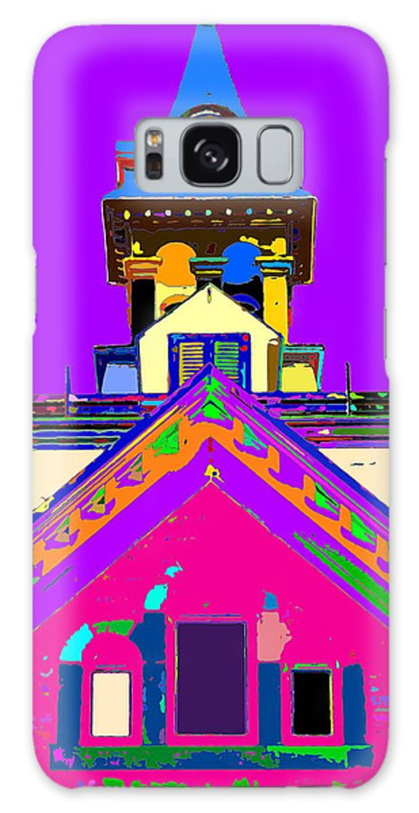 Church Galaxy S8 Case featuring the photograph Playhouse by Burney Lieberman