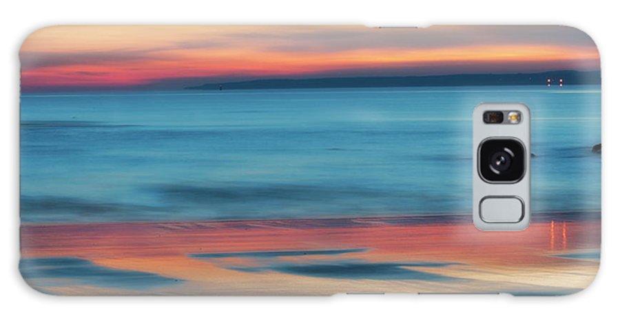 Dawn Galaxy S8 Case featuring the photograph Plum Island Dawn by Ruth H Curtis