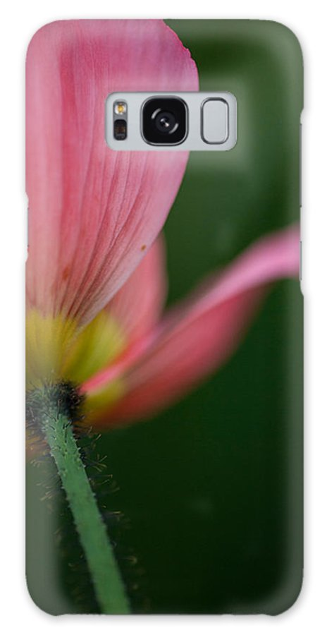 Poppy Galaxy S8 Case featuring the photograph Poppy Details by Mike Reid