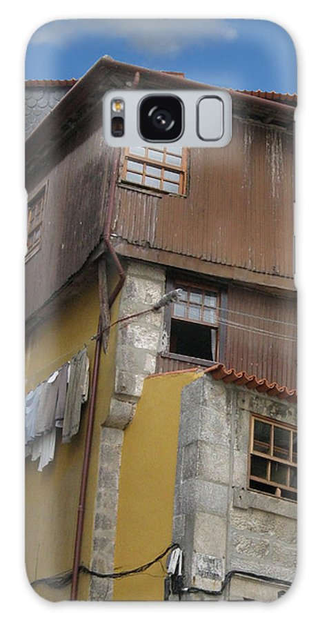 International Galaxy S8 Case featuring the photograph Porto By Day by Arlene Carmel