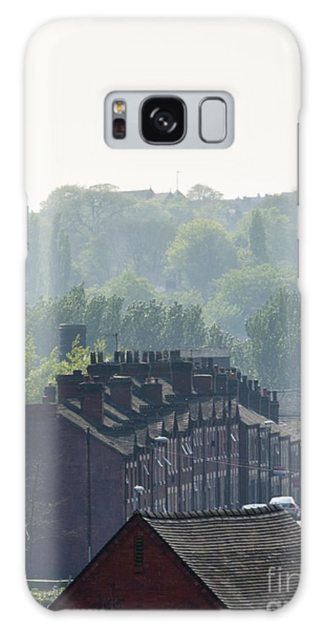 2011 Galaxy S8 Case featuring the photograph Potteries Urban Landscape by Andrew Michael