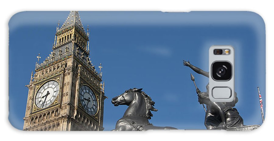 2011 Galaxy S8 Case featuring the photograph Queen Boadicea by Andrew Michael