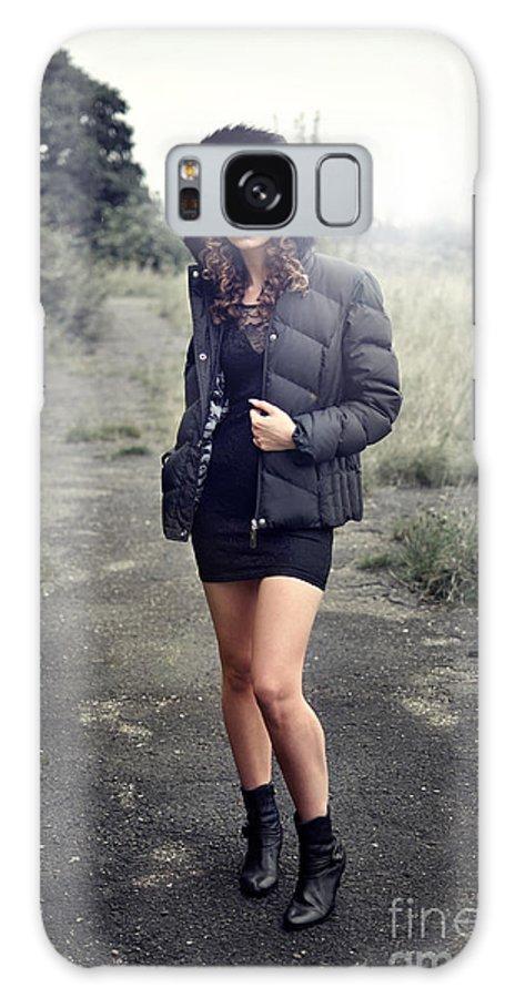 Yhun Suarez Galaxy S8 Case featuring the photograph Rachel9 by Yhun Suarez