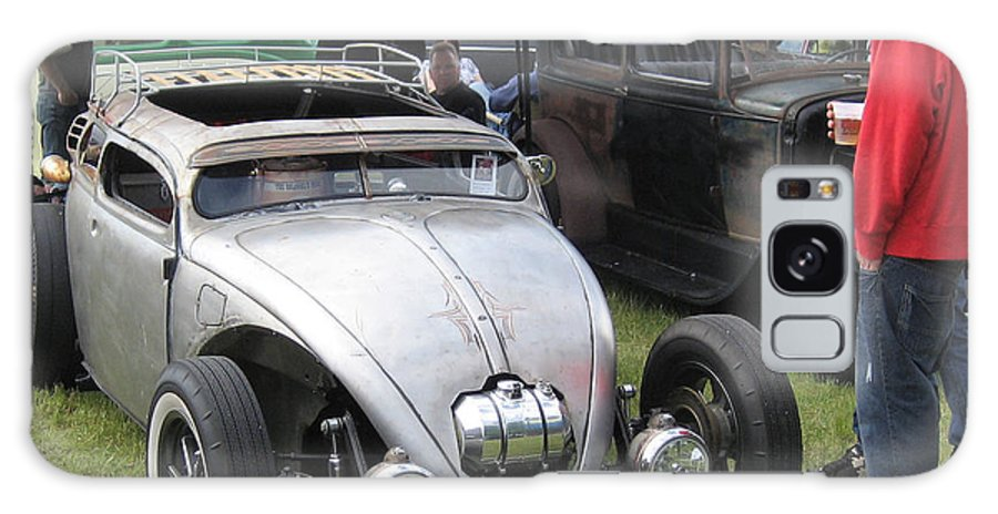 Rat Rod Galaxy S8 Case featuring the photograph Rat Rod Many Parts by Kym Backland