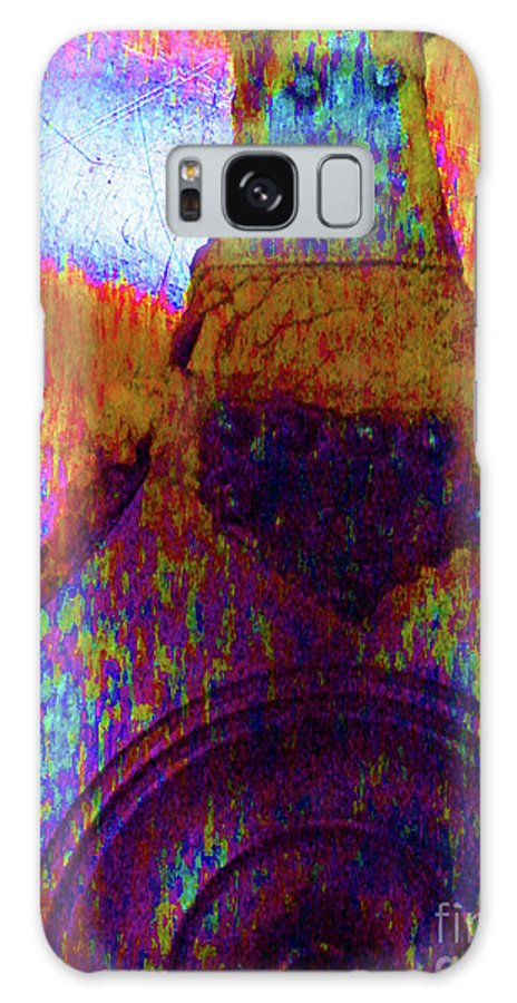 Photograph Galaxy S8 Case featuring the photograph Reason To Believe by Newel Hunter